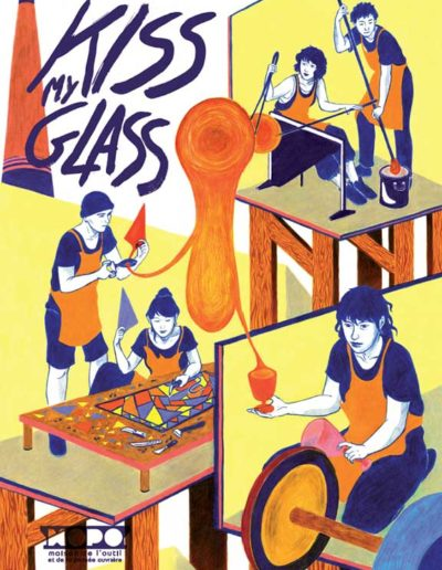 Kiss my Glass (2018)