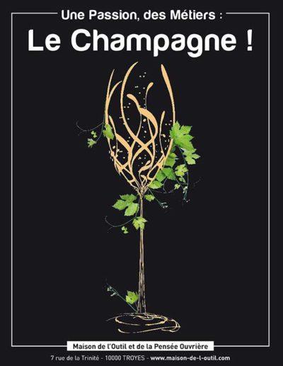 Une Passion des Métiers – Le Champagne (2012)